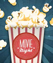 The NPF Young Professional Committee's Movie Night  @ Hollywood Theater, Dormont | Pittsburgh | Pennsylvania | United States