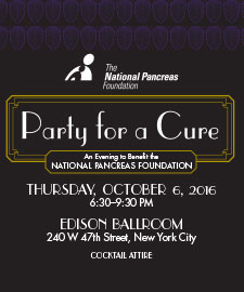 New York's 2016 Party for a Cure @ Edison Ballroom | New York | New York | United States